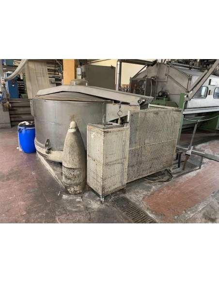 Pozzi hydroextractor
