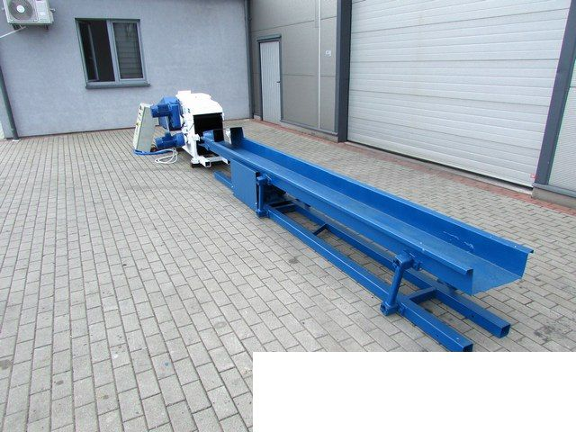 Lindner T 400 / 140-2, CHIPPER FOR SAWMILL CUTTERS