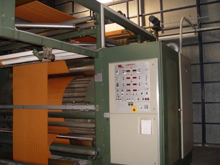 Lamperti GMB36/L90 210 Cm Raising Machine
