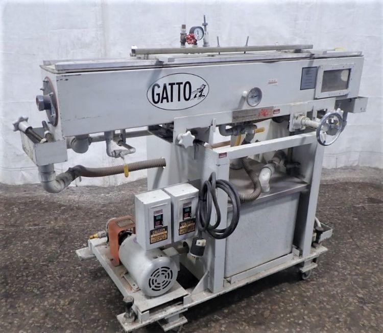 Gatto DPC101C5-1  VACUUM SIZER TANK