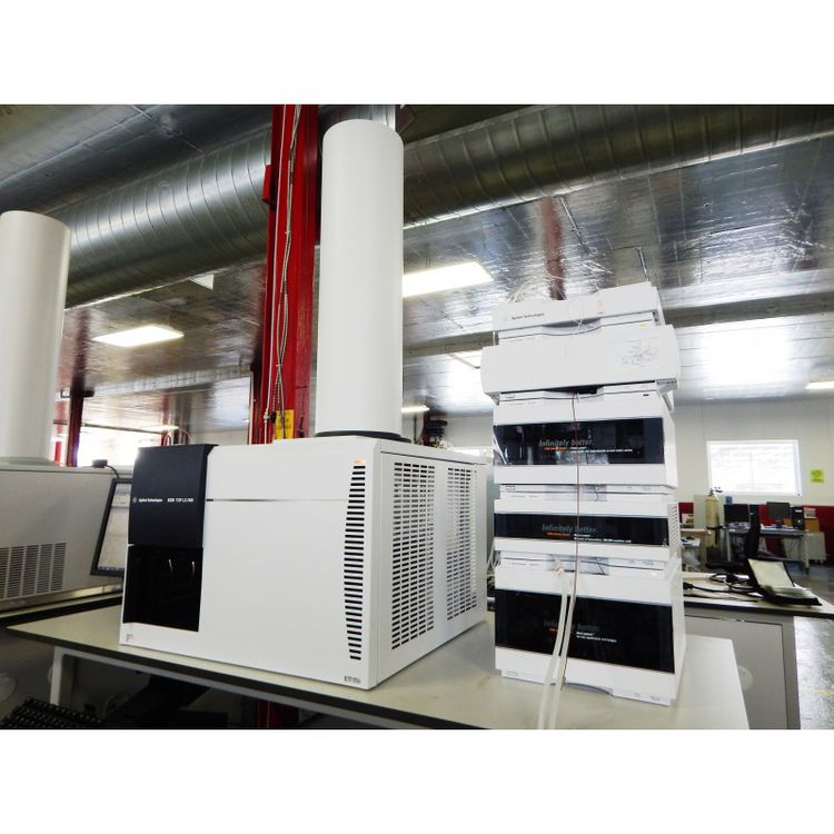 Agilent Technologies 6230 TOF LC/MS System