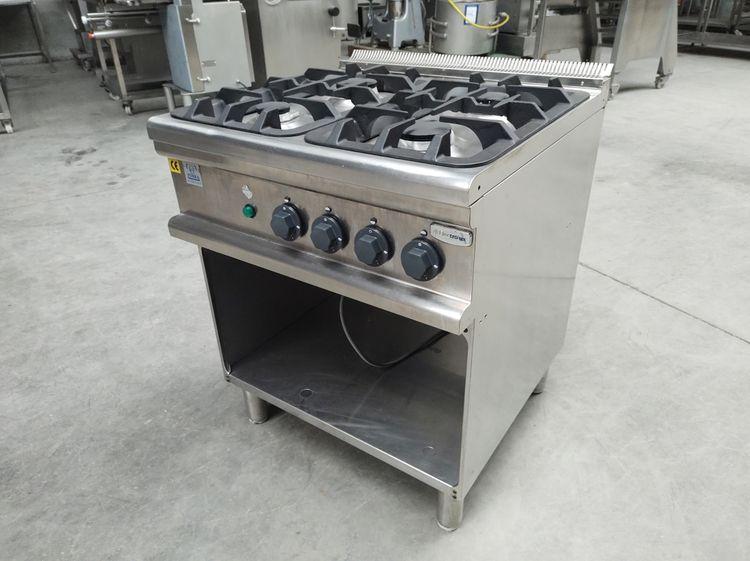 Electrolux gas stove