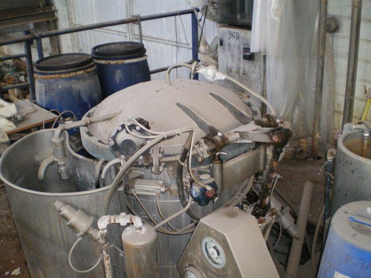 Pegg Yarn Dyeing Machine