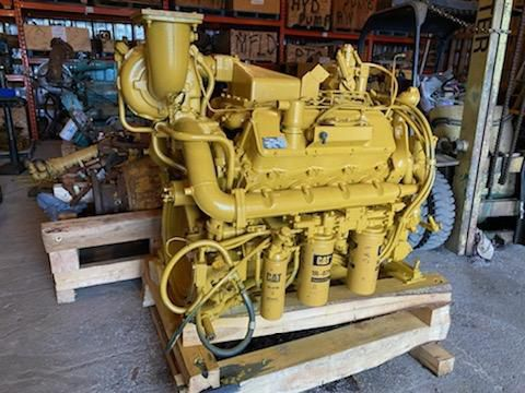 Caterpillar 3408B Marine Engines