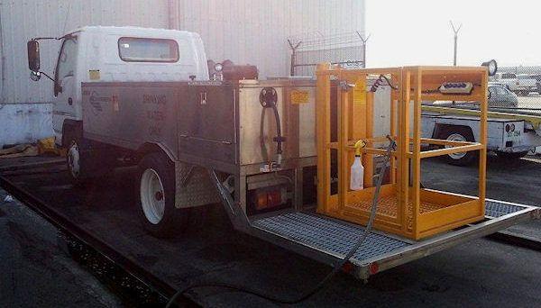 Phoenix PNX WT 450, Potable Water Truck
