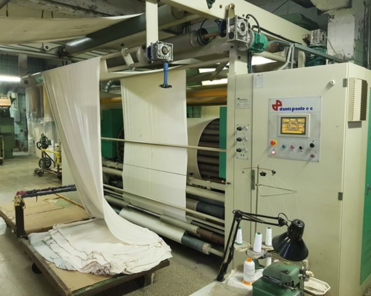 Danti paolo DP9 MGL 220 Cm Raising Machine