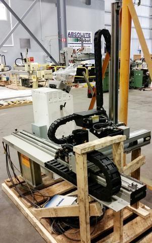 Conair SEPRO Axess 10 S3, Servo Robot