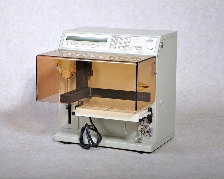Gilson 234 Autoinjector Chromatograph