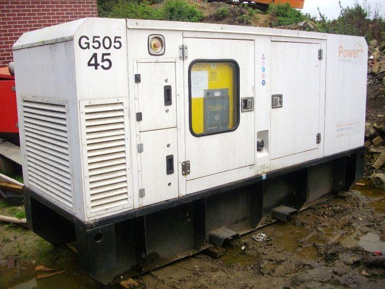 FG Wilson P45 Generator 45 kVA