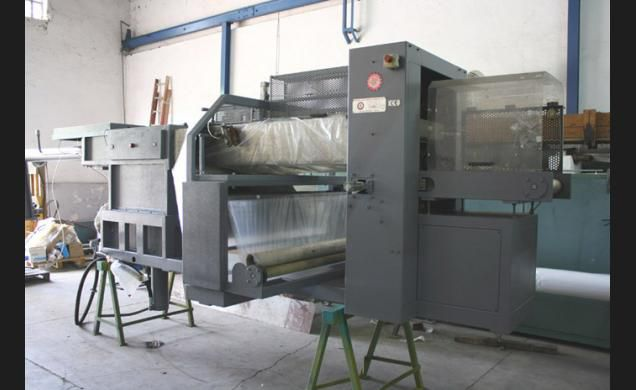 Officine Mecc Di Cerreto Pressa IMB, Packing Press