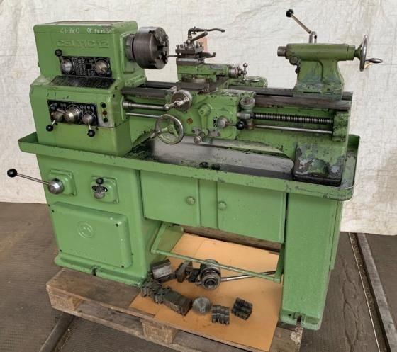 Mondiale Engine Lathe 2000 rpm Celtic 12 C J1131 / S