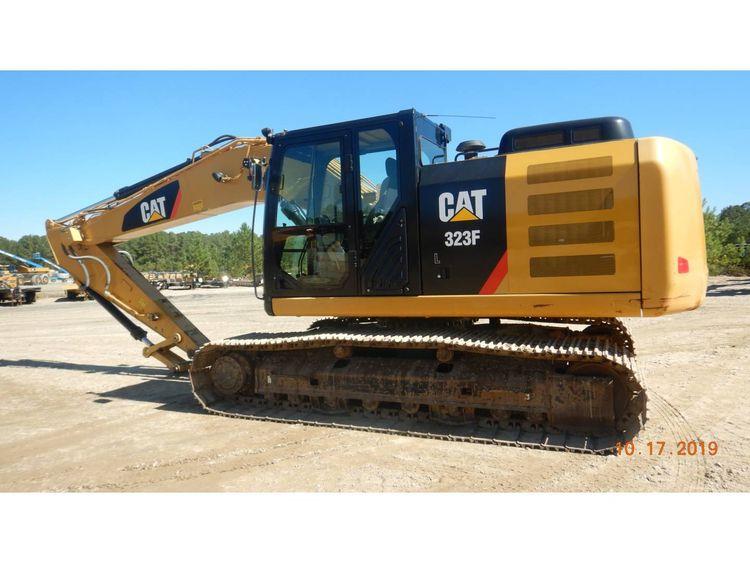Caterpillar 323 F L Excavator