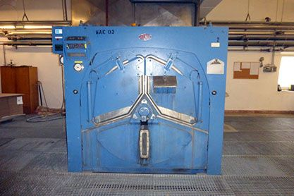 Milnor 3BO60044 WED Washer