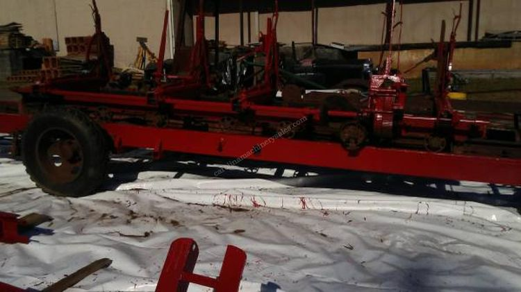 Frick PORTABLE OLD MODEL SAWMILL