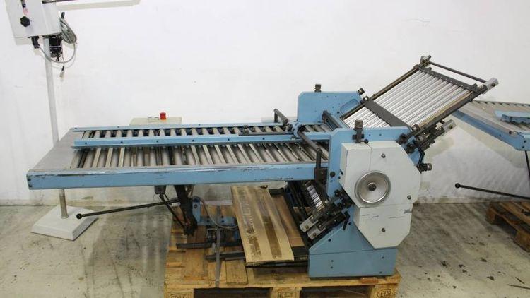 MBO T92/444 - 56/4, Folding unit
