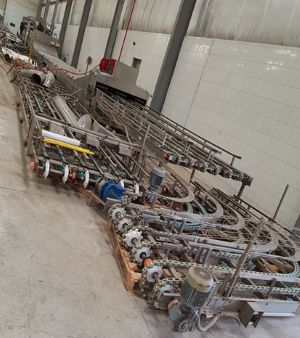 Pebock SKD 310.S. MS, Crate Washer