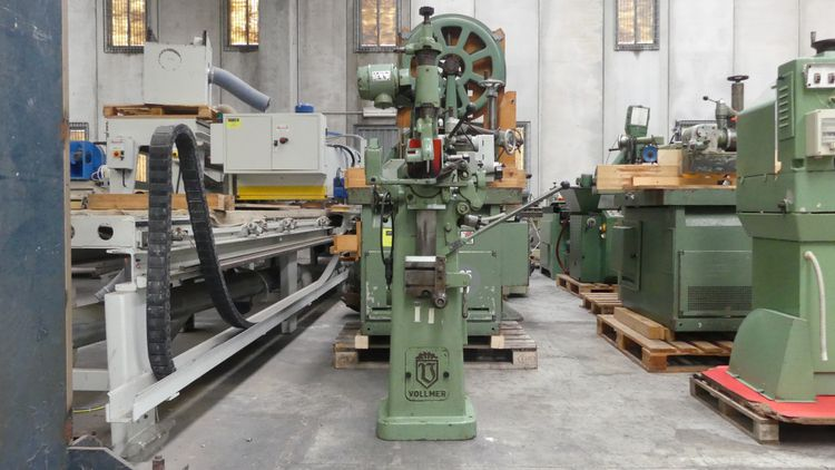 Vollmer CNS, Sharpening Machine