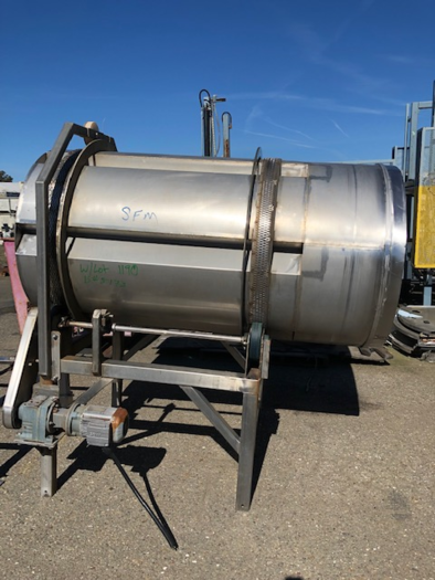 Other T40X76 Seasoning Drum