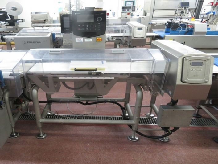 Fortress, Loma Metal Detectors and Checkweighers
