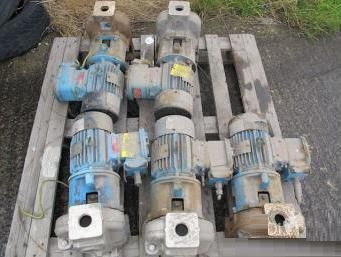 Johnson Freflow Centrifugal Pumps