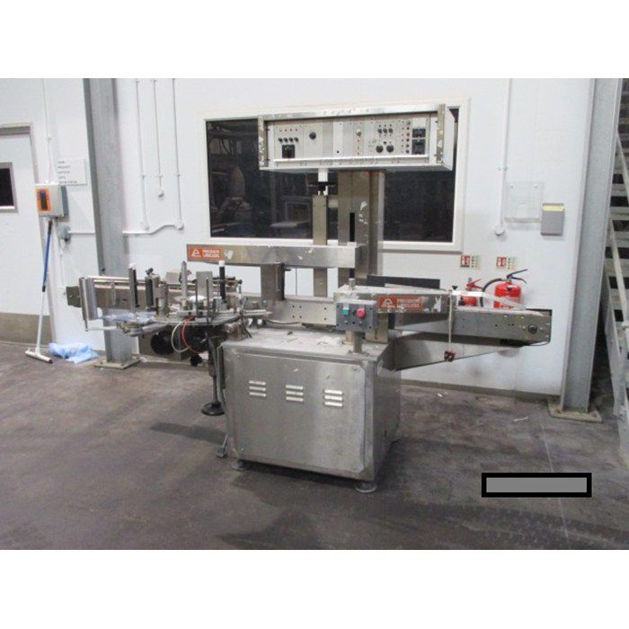 Other Self Adhesive Precision Labeling & Coding machine