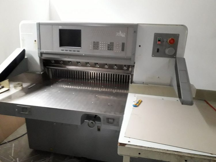 Polar 92 ED, Cutting machine