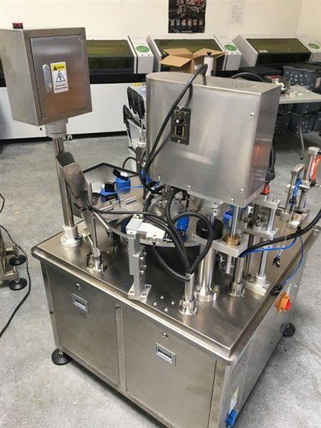 LIENM LM-ZPGX Monoblock Liquid Filler/Capper