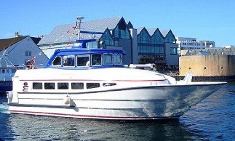 GS Marine Speed Boat 50 Passengers