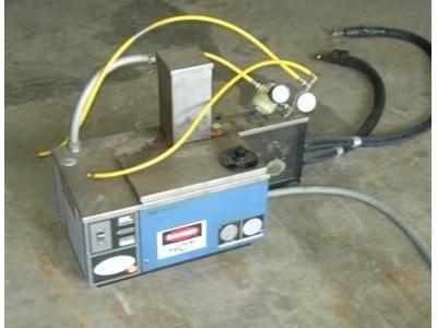 Nordson HM IV, Hot Melt Glue System