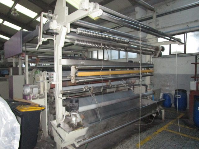 Brückner 240 Cm Stenter machine
