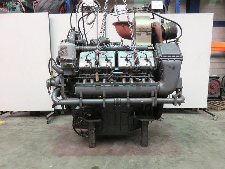 Deutz TBD 620 V8 Diesel Marine Engine