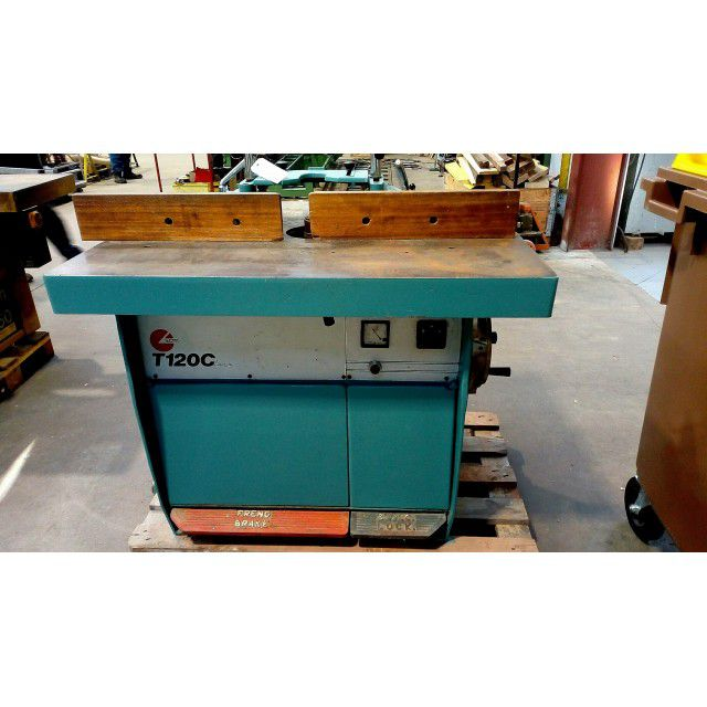 SCM T120C, SPINDLE MOULDER
