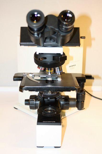 Olympus BX50