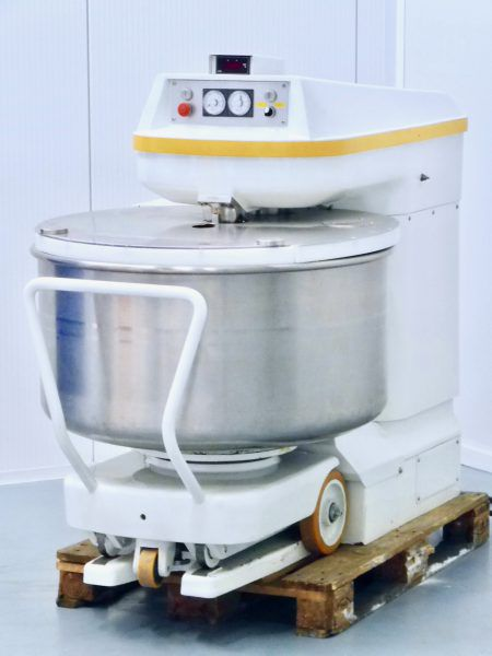 Kemper SP125 AL Spiral mixer