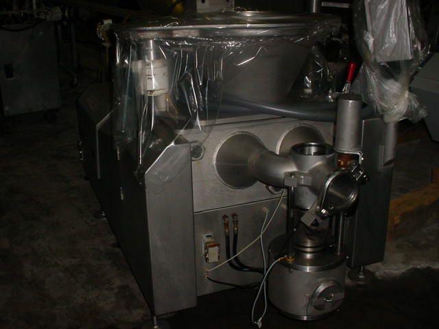 Marlen OPTI-140, TWIN PISTON PUMP/VACUUMIZER TWIN PISTON PUMP/VACUUMIZER
