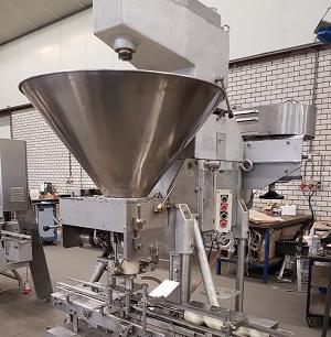 Hema DM - 120, Filling Machine