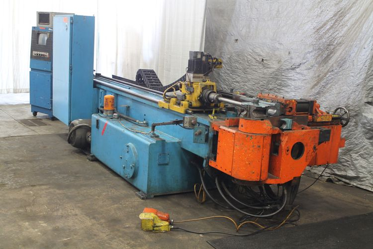 Adaptive Motion CNC HORIZONTAL PIPE TUBE AND BAR BENDER