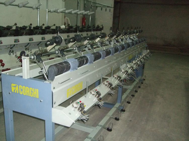 Corghi winding machine