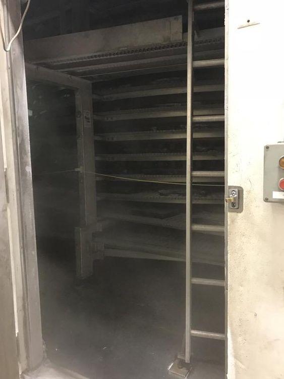IJ White Spiral Freezer