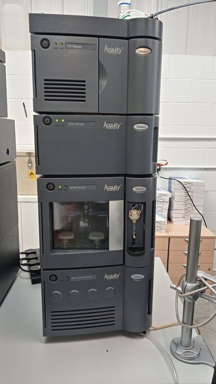 Waters Acquity Classic UPLC System