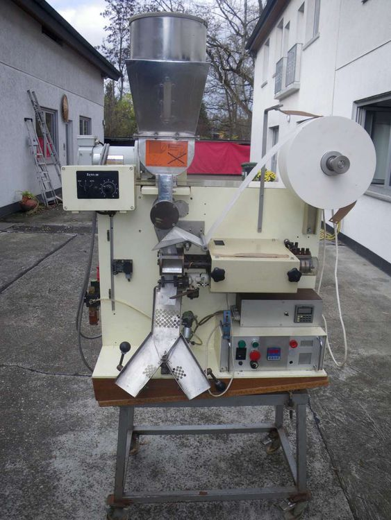 Other RW 2 / Special tea bag machine