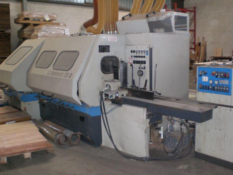 Weinig UNIMAT 23L, FOUR SIDED MOULDER Machine