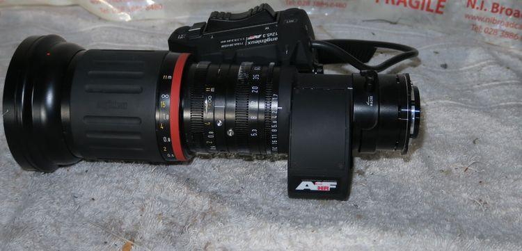 Angenieux t12x5.3 b1esm wide angle Lens