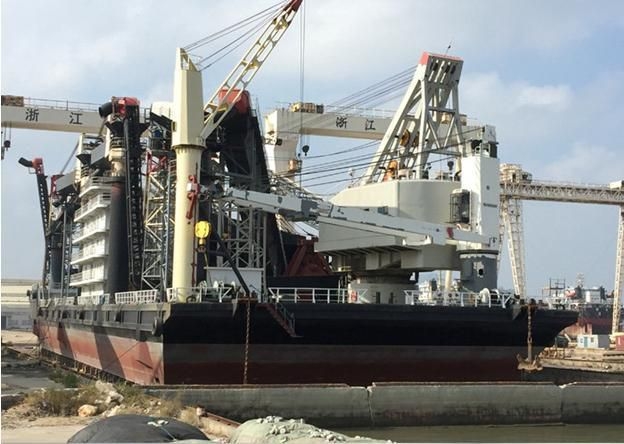 350ft Crane Barge