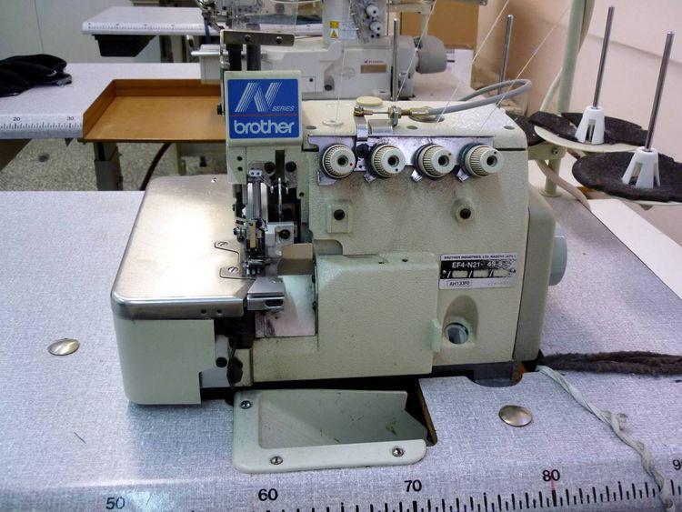 Brother EF4-N21-49-5 Sewing Machine