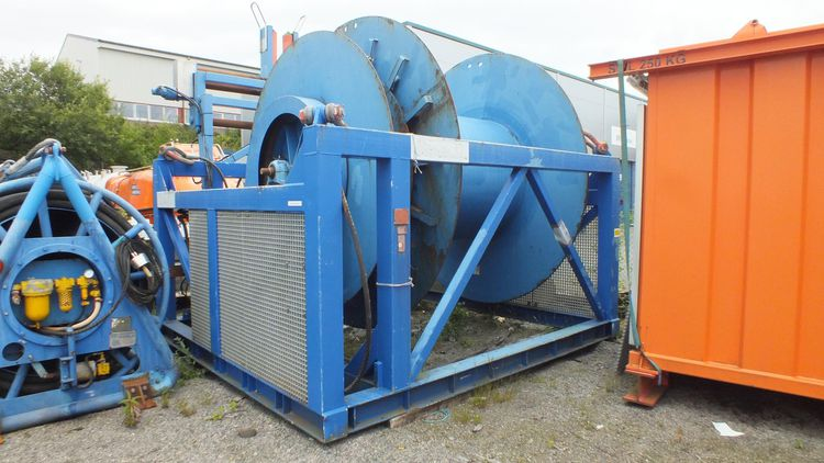 Others Hose Reeler Winch Winch, Hydraulic
