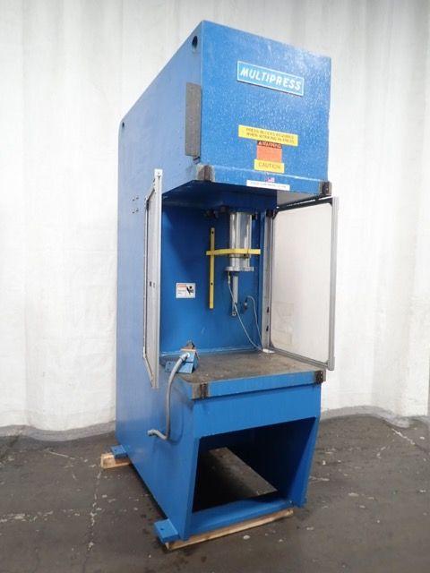 Multipress FMS-75 75 Ton