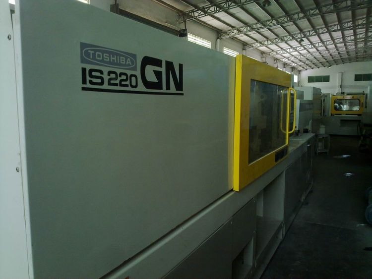 2 Toshiba IS220GN 220 tons