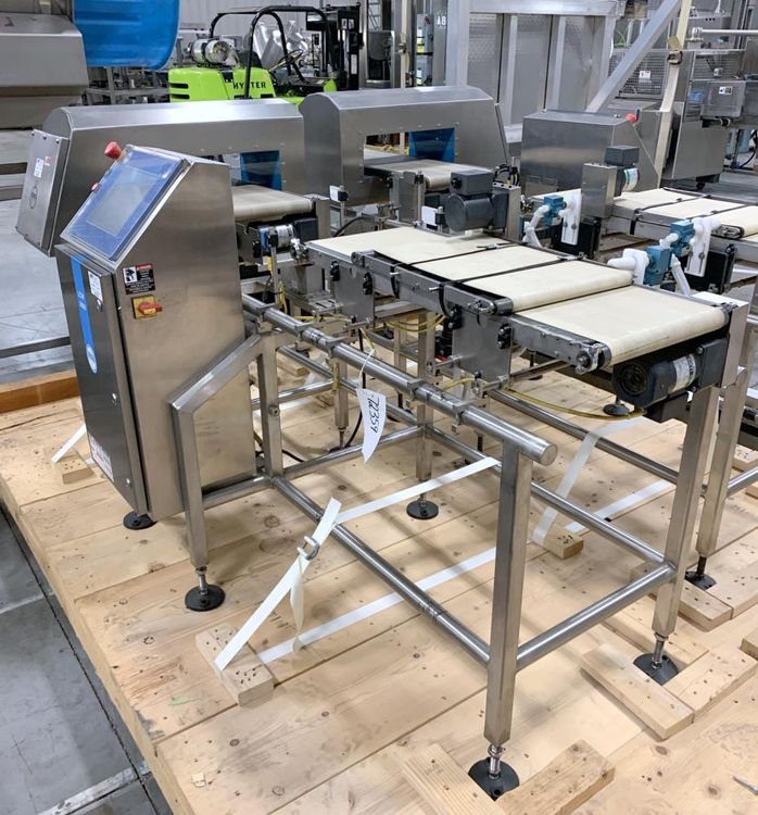 Loma LCW 3000 Combo Checkweigher / Metal Detector