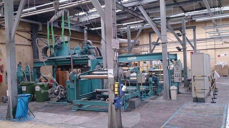 SML PP fabric coating machine
